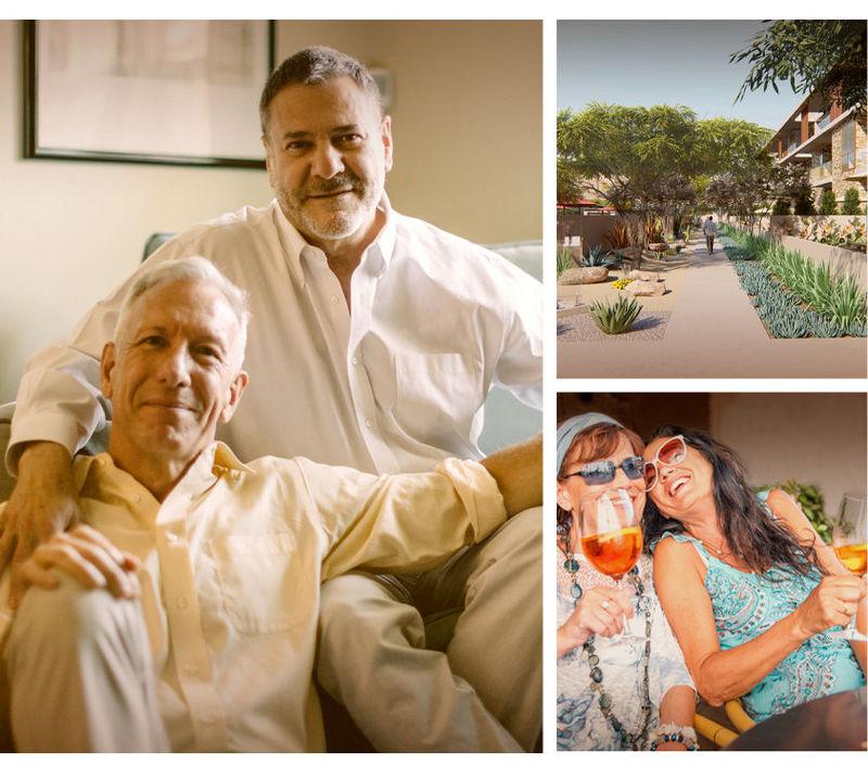 Inclusive LGBTQ-Friendly Retirement Homes