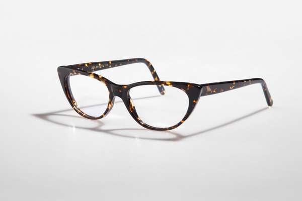 Colonial-Inspired Eyewear