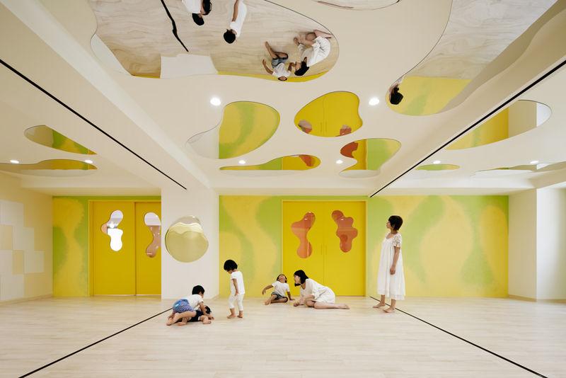 Innovative Kindergarten Classroom Design ~ Ultramodern elementary classrooms lhm kindergarten