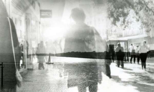 Serene Superimposed Captures