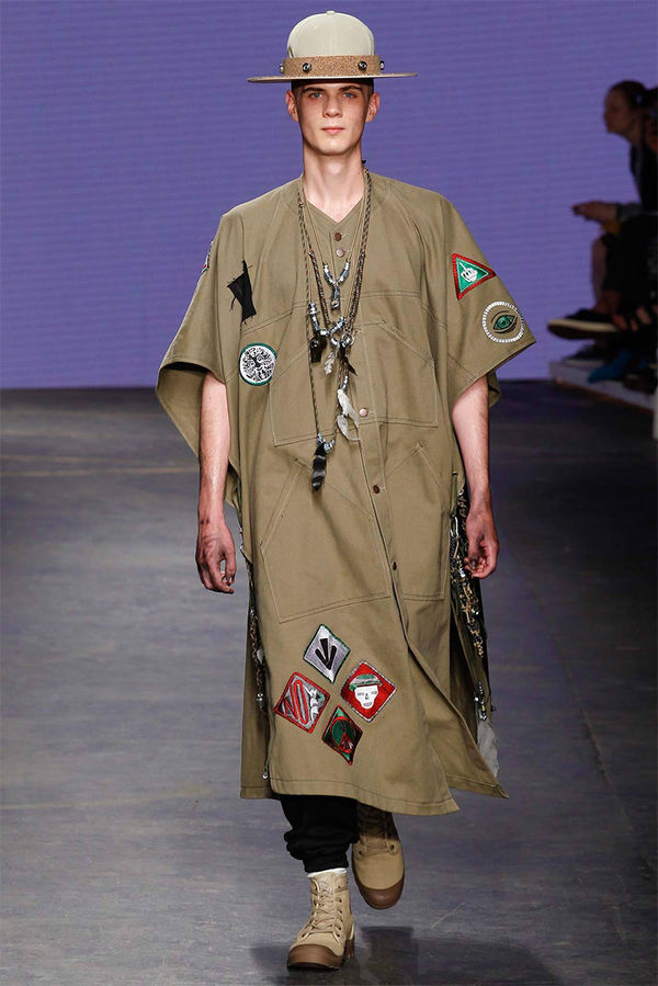 Edgy Park Ranger Runways