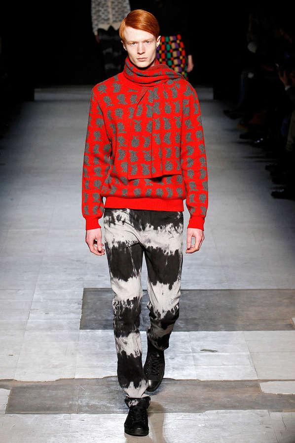Youthfully Nostalgic Menswear