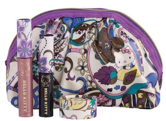 Cute Feline Cosmetics Collections