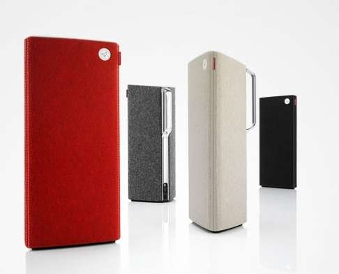 Slick Wireless Speaker Streamers