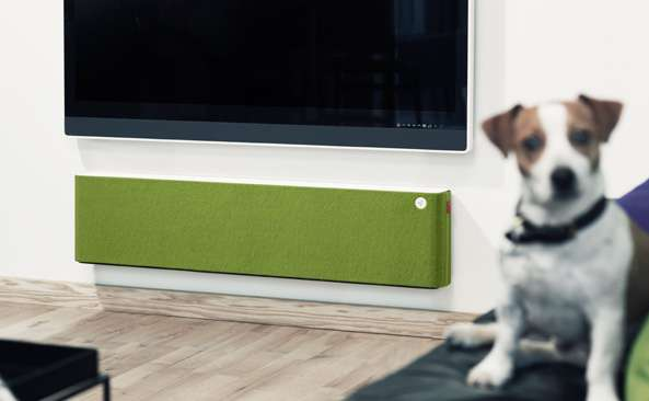Fetching Felt Sound Systems