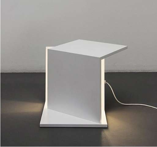 Illuminating End Tables