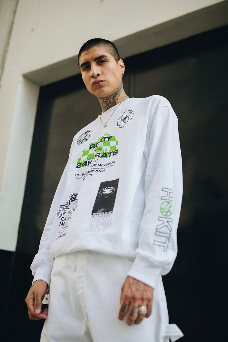 Youth Subculture-Inspired Streetwear