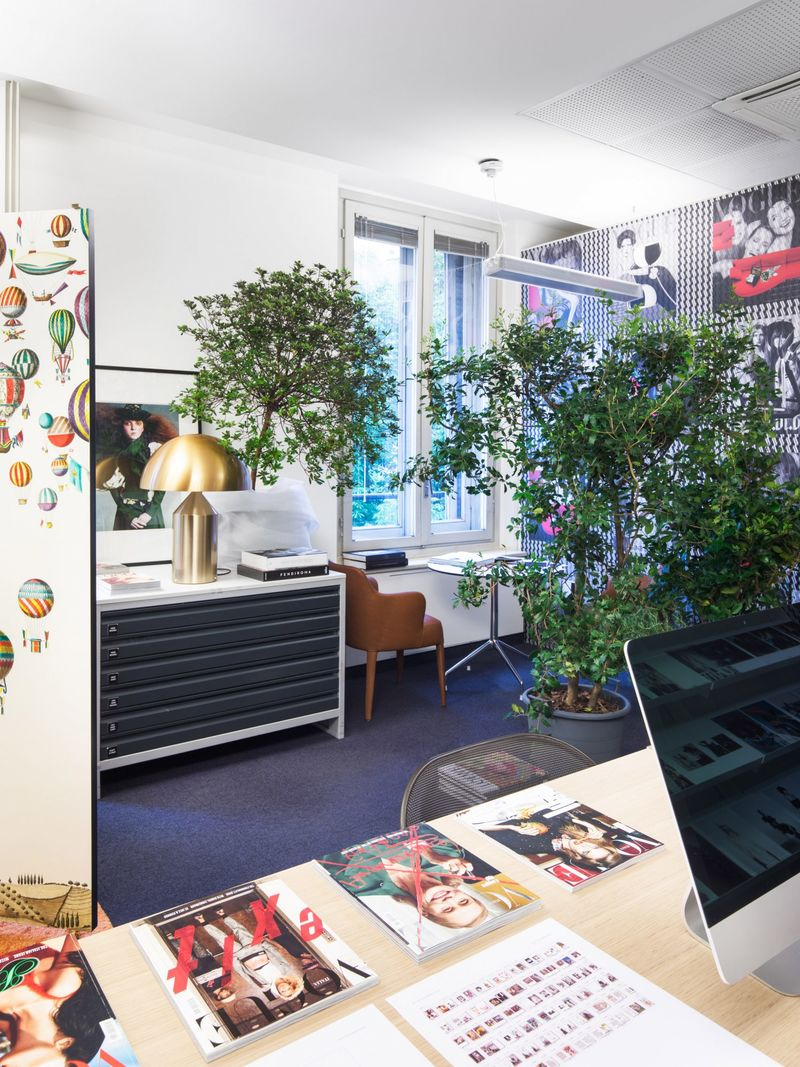 Fashion Office Redesigns