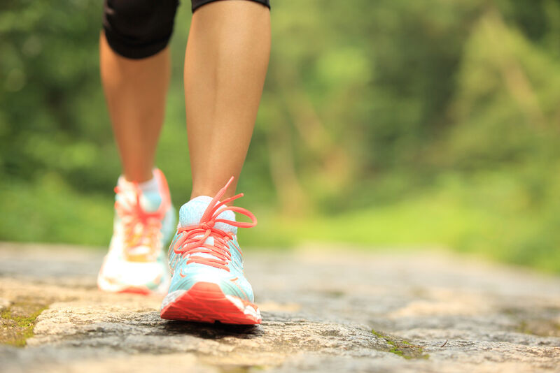 Money-Rewarding Walking Apps