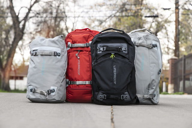 Gadget-Protecting Backpacks