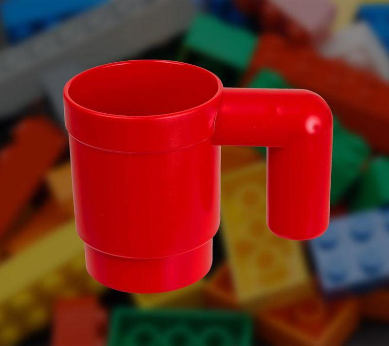 Life-Size Lego Mugs : life-size lego