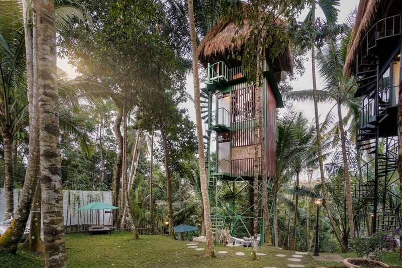 Treetop Indonesian Vacation Rentals