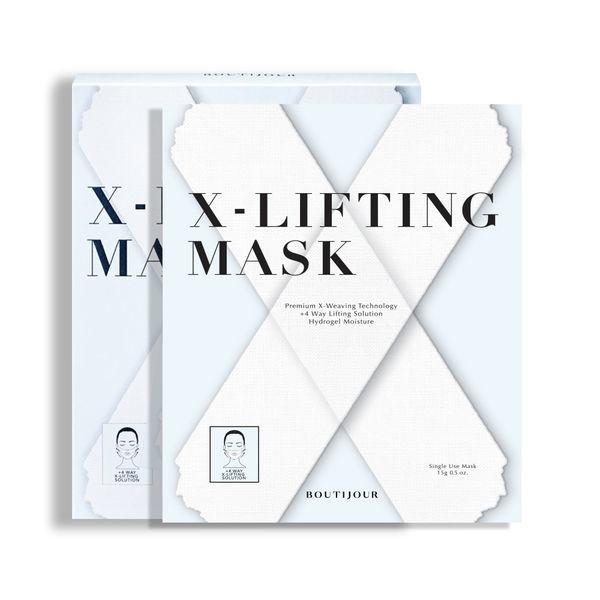 X-Shaped Antioxidant Masks