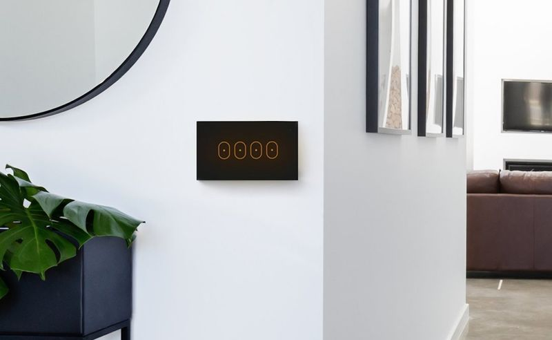 Futuristic Smart Light Switches