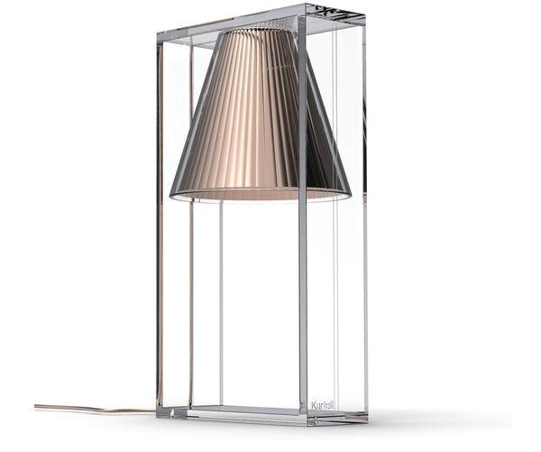 Encased Lampshade Lighting