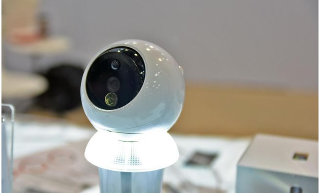Dual-Purpose Home Security Cameras