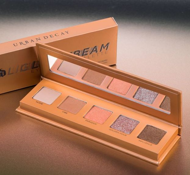 Sunset-Inspired Eyeshadow Collections