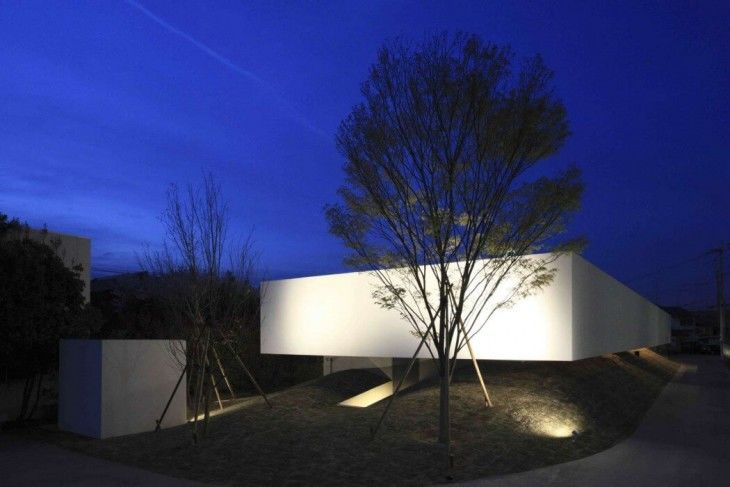 Contemporary Lightbox Homes