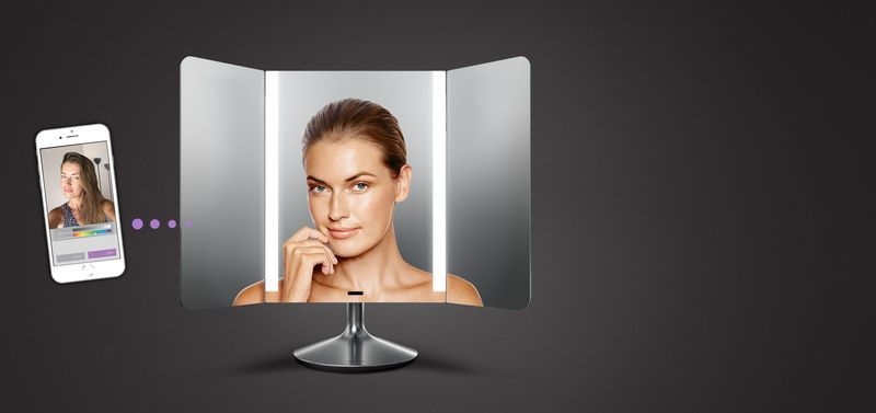 WiFi-Connected Mirrors