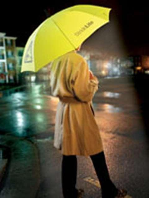 Street Light Umbrellas