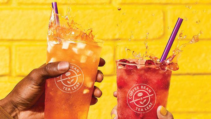 Fruity Cold Brew Teas