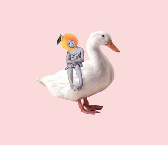 Whimsical Pop Art Illustrations