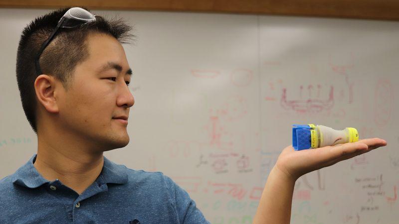 Leak-Detecting Robots