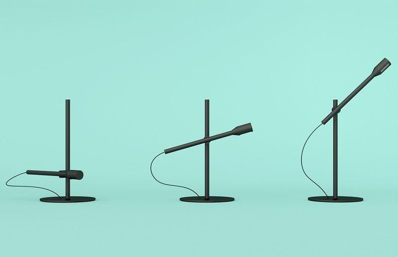 Gimbal-Inspired Lighting Solutions