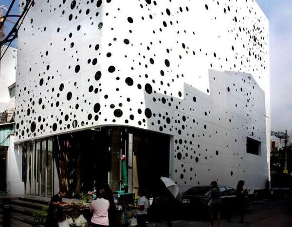 Speckled Superstructures