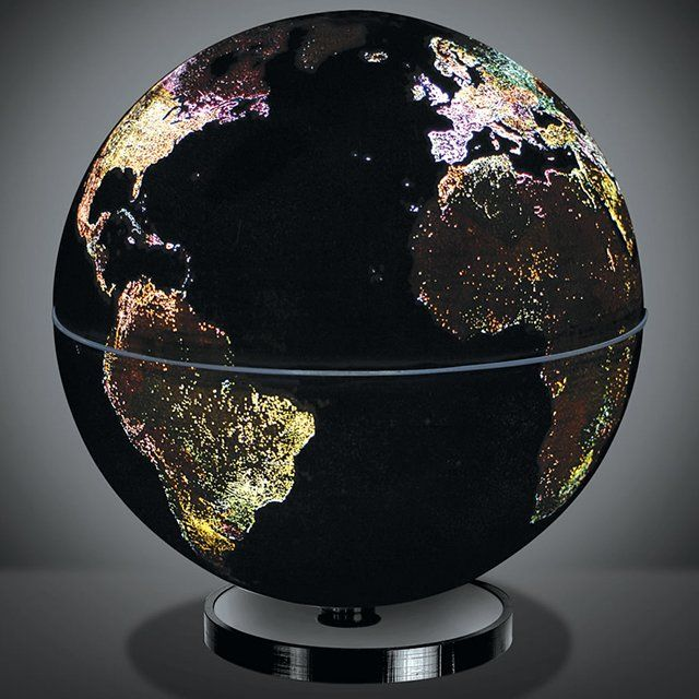 Illuminating Globe Lights