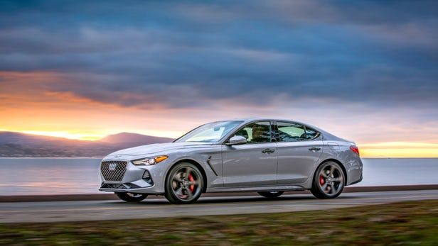Dynamic Lightweight Sedans