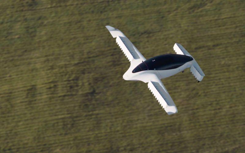Electric VOLT Flight Tests