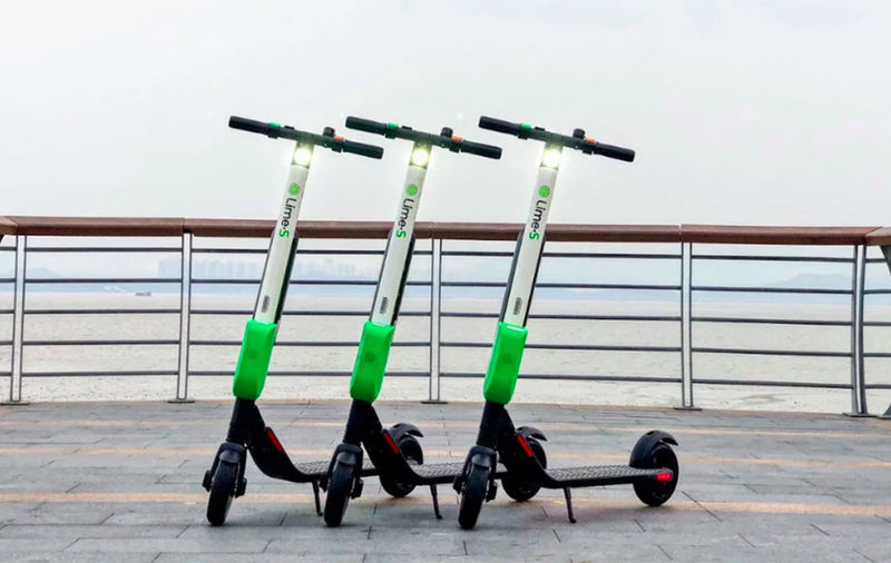 Rideshare Scooter Partnerships