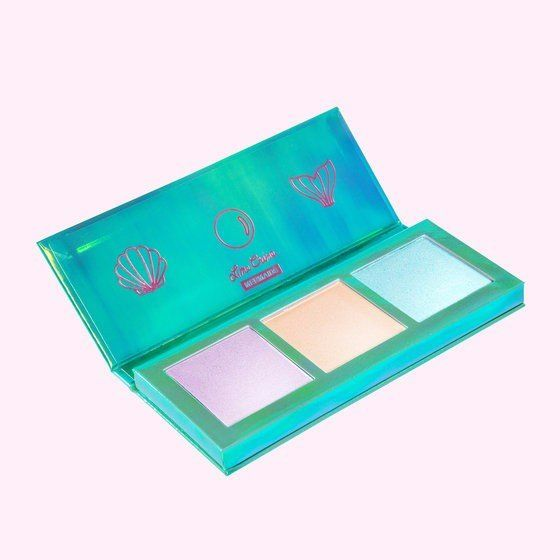 Mermaid-Inspired Highlighters