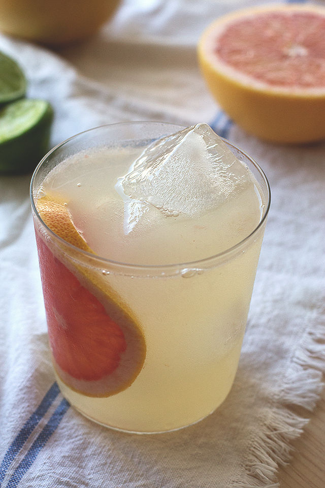 Breezy Citrus Cocktails