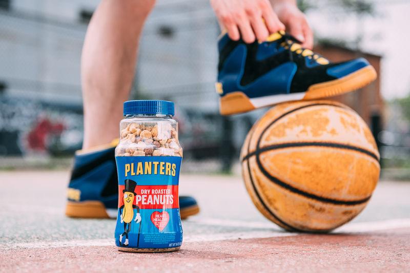 Peanut-Inspired Sneakers