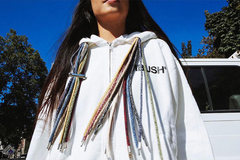 Multicolor Stringed Hoodies