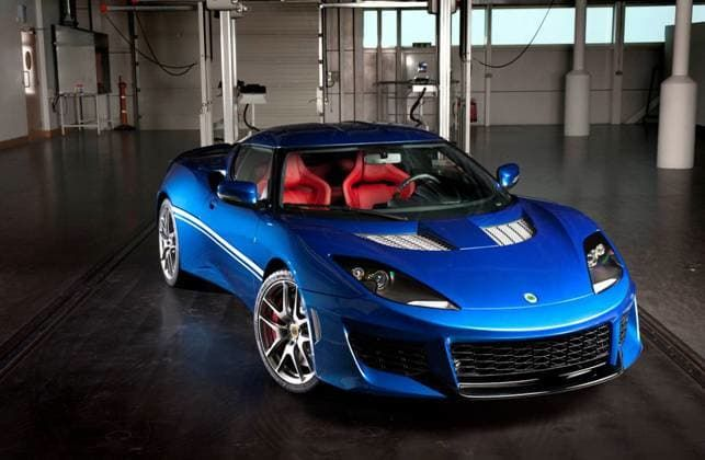 Commemorative Luxury Supercars