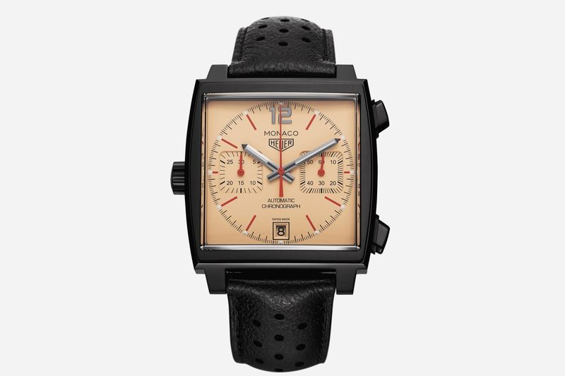 Limited Edition Black-Toned Watches