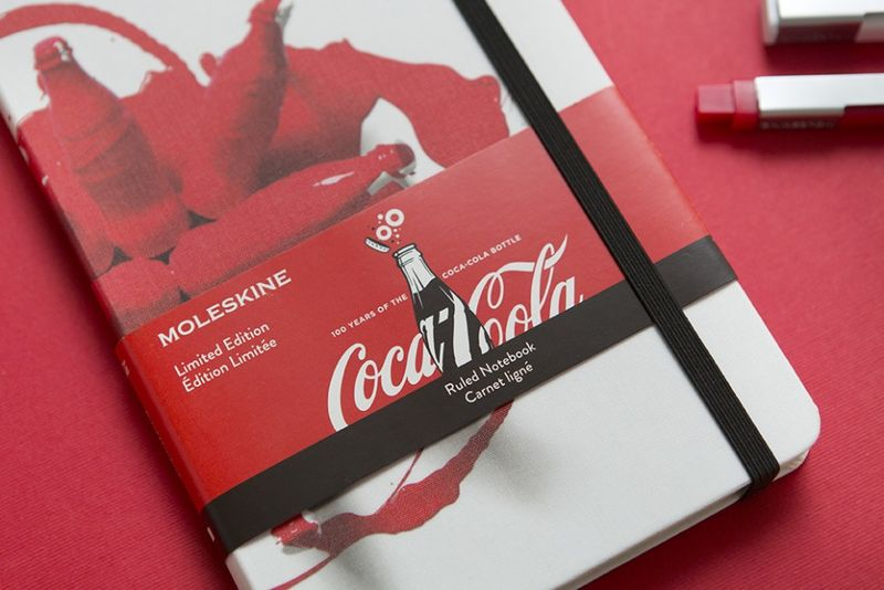 Cola-Honoring Notebooks