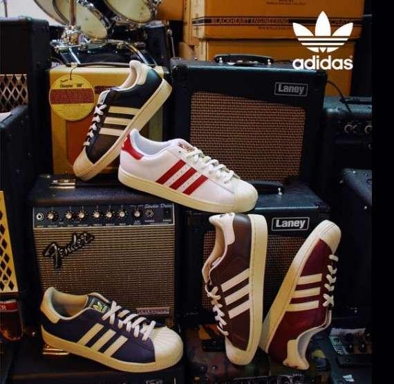 Vintage Homage Sneakers