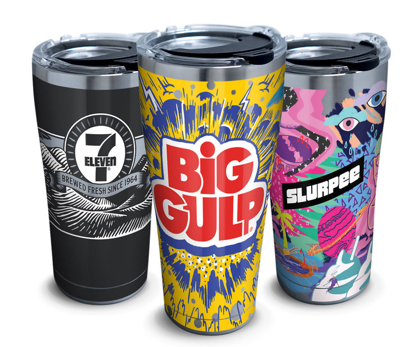 Unlimited Refill Cups