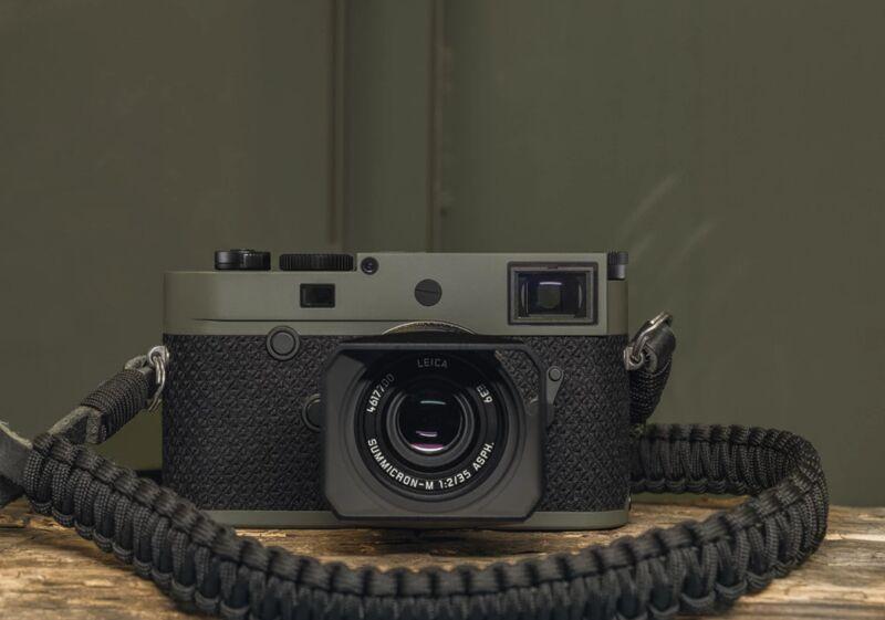 Kevlar-Sheathed Cameras