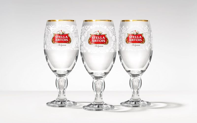 Romantic Charity Chalices