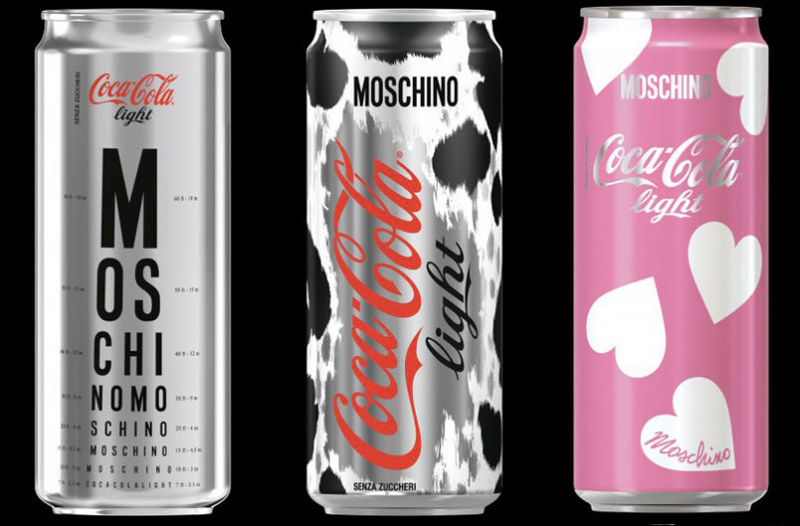 High-Fashion Sodas