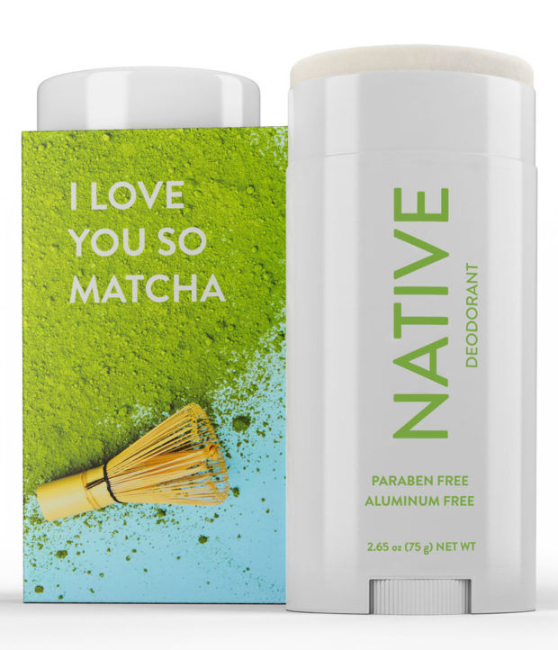 Exclusive Matcha Deodorants