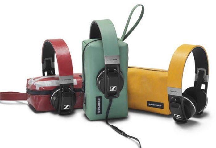 Recycled Limited-Edition Headphones