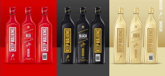 Anniversary Whiskey Branding