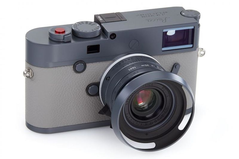 Limited-Edition Luxe Cameras