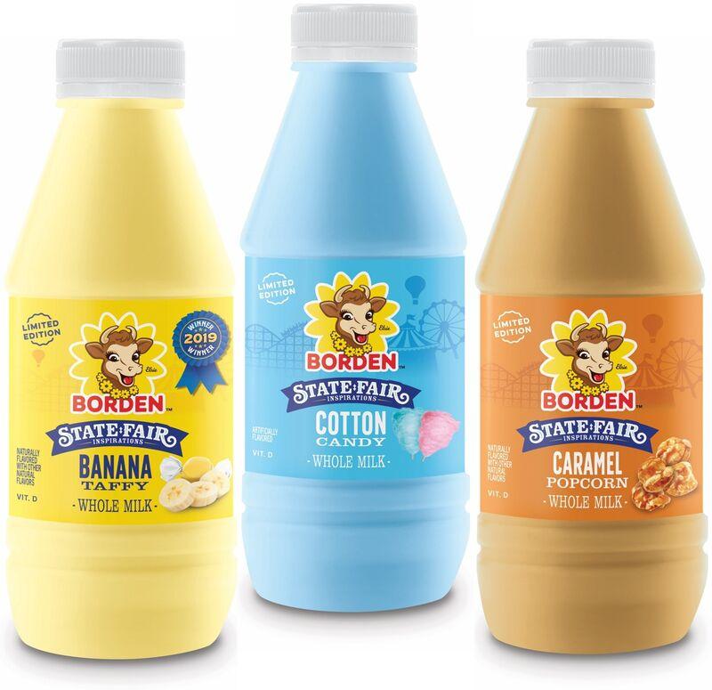 Flavored Fun Fair Milks